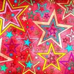 Grunge stars background for decoration — Stock Photo #27869089