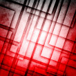 Red dark abstract background — Stock Photo