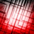 Red dark abstract background — Stock Photo #27862453