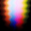 Abstract rainbow background — Stock Photo