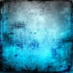 Fondo grunge azul brillante — Foto de Stock   #27864809