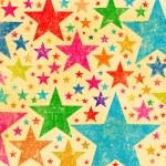 Grunge stars pattern background — Stock Photo #27868761
