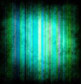 Grunge emerald stripes pattern — Stock Photo