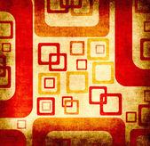 Grunge geometrické pozadí — Stock fotografie