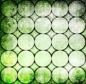 Green grunge pattern background — Stock Photo