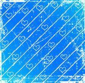 Hearts background — Stock Photo