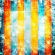 Bright stripes grunge background — Stock Photo