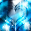 Abstract love background — Stock Photo