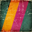 Abstract grunge linear background — Stockfoto