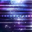 Abstract space stars background — Stock Photo