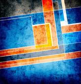 прямоугольник гранж-фон — Стоковое фото