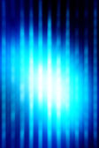 Abstract blue radiance background — Stock Photo