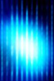 抽象蓝色光芒背景 — 图库照片