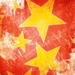Grunge stars background — Stock Photo