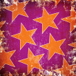 Abstract stars background — Stock Photo