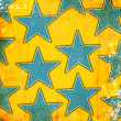 Grunge stars background — Stock Photo #27980249