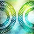 Abstract circles background — Stock Photo