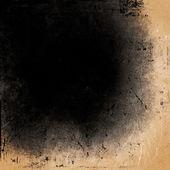 Grunge black background — Stock Photo