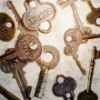 Keys — Stock Photo #27994467