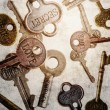 Keys — Stock fotografie #27994467