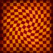 Abstract  chessboard — Stock Photo