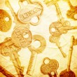 Keys — Stock Photo #28112165