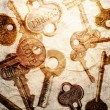 Keys — Stock Photo
