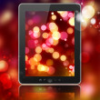 Tablet pc — Stock Photo #28117101