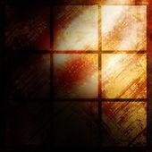 Grunge geometric background — Stock Photo