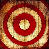 Grunge circles background — Stock Photo