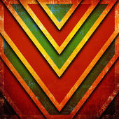 Grunge stripes background — Stock Photo