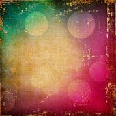 Grunge poster — Stok fotoğraf
