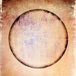 Grunge circles background — Stock Photo
