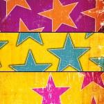Grunge banner set — Stock Photo