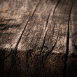 Stock Photo: Old grunge wood background