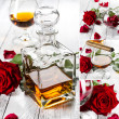 Stock Photo: Cognac collage