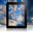 Tablet pc — Stock Photo #30274149