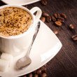 Cappuccino — Stock Photo #30796987