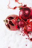 Weihnachten hintergrund — Stockfoto