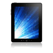 Počítače tablet pc — Stock fotografie