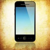 Mobile phone — Стоковое фото
