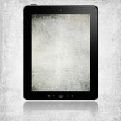Tablet pc — Fotografia Stock