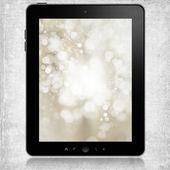 Tablet-pc — Zdjęcie stockowe