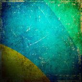 Grunge 墙 — 图库照片