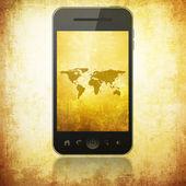 Telefon komórkowy — Zdjęcie stockowe