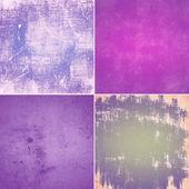 Set muren voor de grunge — Stockfoto