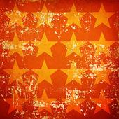 Grunge stars — Stock Photo