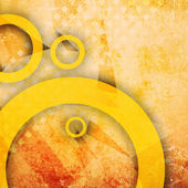 Fundo de círculos — Fotografia Stock