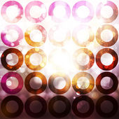 Circles background — Stockfoto