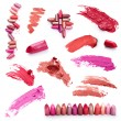 Lipstick set — Stock Photo #46236947